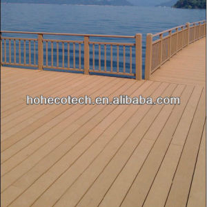 Different models to choose wpc decking project gazebo wpc flooring composite decking