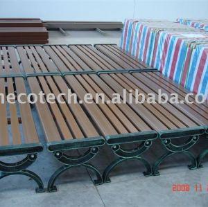 eco-friend anti-UV garden bench (WPC material)