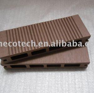 Huasu wpc pavimentazione bordo ( iso9001, iso14001, rohs, ce )