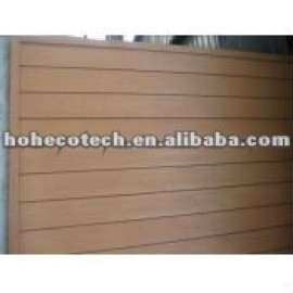 natural look cheap price wood plastic composite wall siding