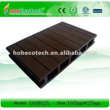 eco-friendly wpc decking floor/flooring laminate/composite decking