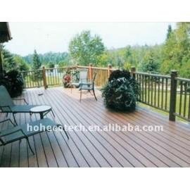 Container price outdoor composite flooring /decking tiles