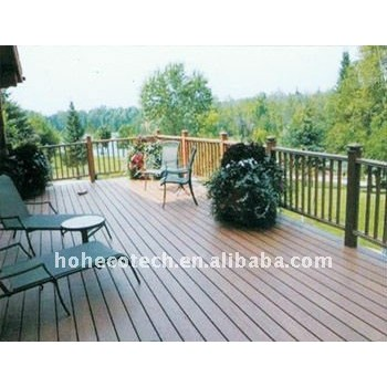 Container price outdoor composite flooring /decking tiles