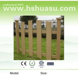 outdoor wpc fence
