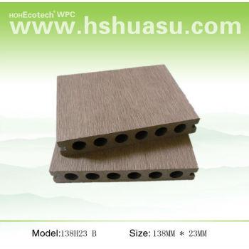 wpc composite decking 138H23 B