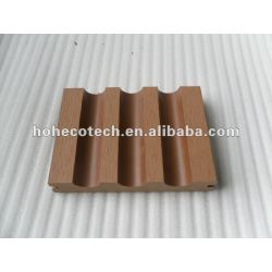 WPCの木製のプラスチック合成のdeckingかフロアーリング140x23mm (セリウム、ROHS、ASTM、ISO 9001、ISO 14001、Intertek)のwpc木材木