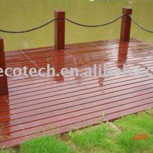 decking de bord de l'eau--Huasu (CE/ROHS/ISO14001)