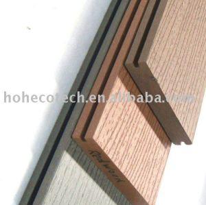 wood plastic flooring/decking
