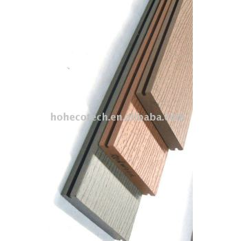 wood plastic flooring/decking