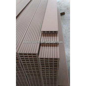 (CE,ISO,Intertek,ROHS,SGS approved)Waterproof interlocking composite decking