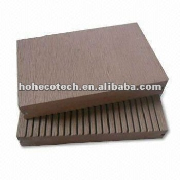 WPC flooring wood polymer composite deck boards