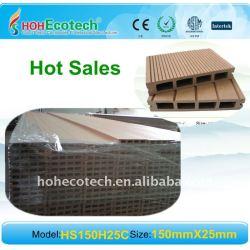 (セリウム、ROHS、ASTM、ISO9001、ISO14001、Intertek)木製のプラスチック合成のDecking WPCのDECKING板wpcの屋外のフロアーリング