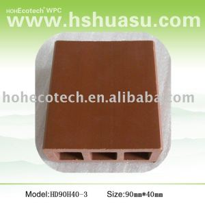wpc solid flooring board(CE,SGS approved)