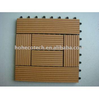 DIY titles Wood-Plastic Composites,WPC Non-Slip, Wear-Resistant bOARD