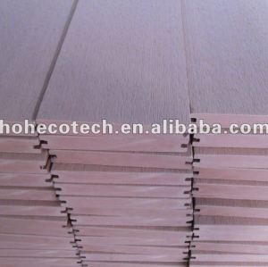 WPC decking wooden material/floor wood board