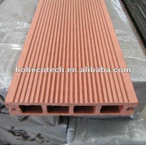 Decking composé en plastique en bois de wpc de Decking//bois composé/plancher extérieur de /garden de plancher