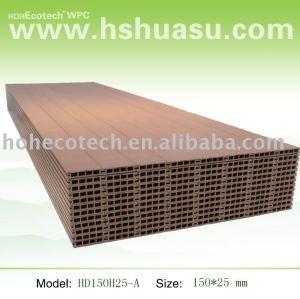 Decking compuesto de piso - iso9001