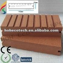 Un solido piano decking di wpc/anti - uv/impermeabile