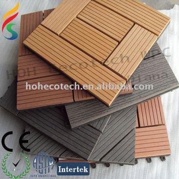 Hot selling wpc decking tile
