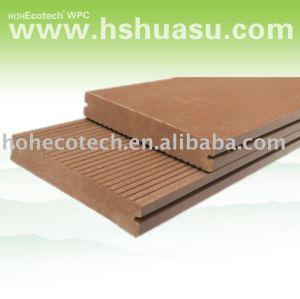 good quality solid wpc decking floor composite floor
