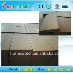 Wood composite decking/flooring SANDING surface WPC DECKING board wpc outdoor flooring
