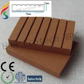 WPC sauna board---WPC decking