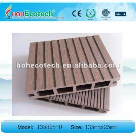 Waterside/bridge/paving WPC decking/Composite flooring