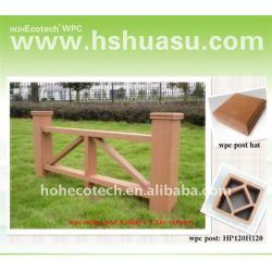 Huasuの木製にプラスチックに合成物の囲うこと(WPC)