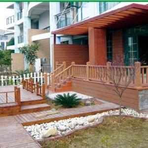 Garden tiles--WPC DIY