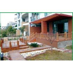 庭のタイル--WPC DIY