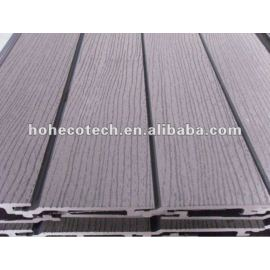 Embossing easy installation wpc exterior wall panel (CE ROHS)