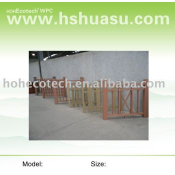wpc outdoor fencing and railing