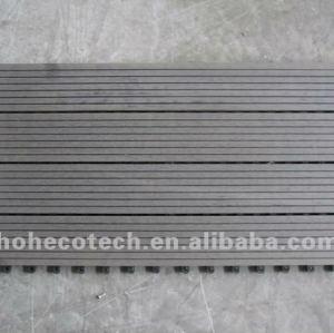 Plancher tile-300*600mm de balcon de WPC