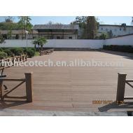 木製のプラスチック合成物(WPC)の床張り