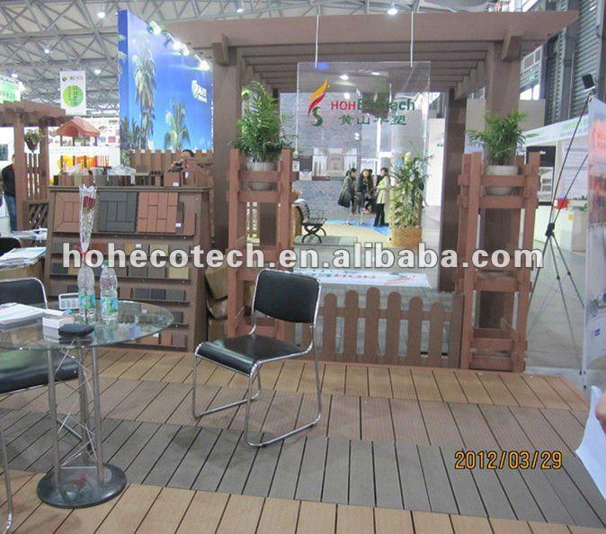Booth photo of shanghai fair
