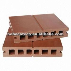 Wood polymer composite decking/wood plastic decking/outdoor wood deck