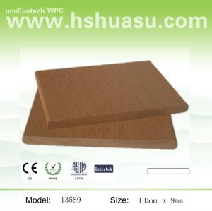 WPC Material Fence Board