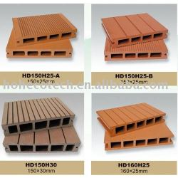 WPCの床板(ISO9001/ISO14001)
