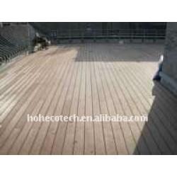 合成のdeckingか床板の木製の表面のビニールのフロアーリング