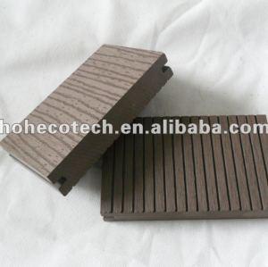 Decking composé plein/plancher du bois de construction 140x25mm WPC en bois