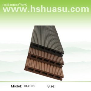 Decking del wpc - iso14001