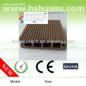 hot sale wpc composite ecotech decking