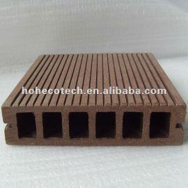 CE/SGS Outdoor WPC Decking/ Eco-Friendly Plastic Wood Decking