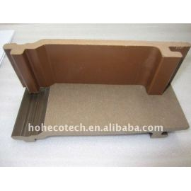 wooden plastic wall panel board