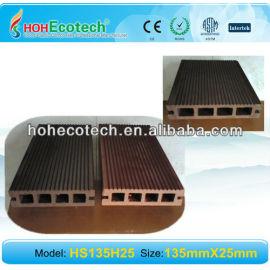 External wpc terrace flooring