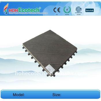 WPC DIY TILES (Wood plastic composites)