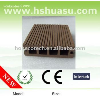 ecotech composite decking (CE, ROHS, ISO certificate)