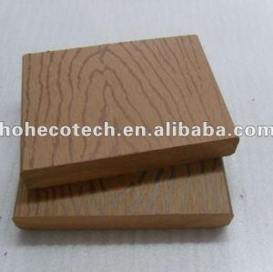экологичный твердая древесина древесина 140x25mm открытый wpc композитный настил/половые доски
