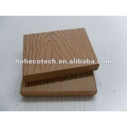 環境に優しい純木の材木140x25mm屋外WPCの合成のdeckingかフロアーリング