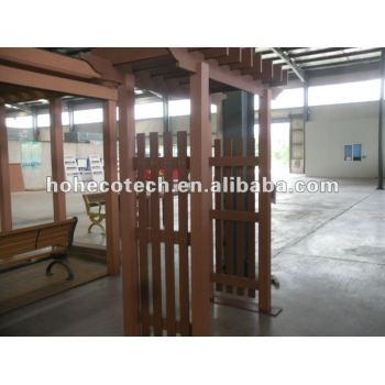 100% recycled wpc high quality gazebo (wpc flooring/wpc wall panel/wpc leisure products)